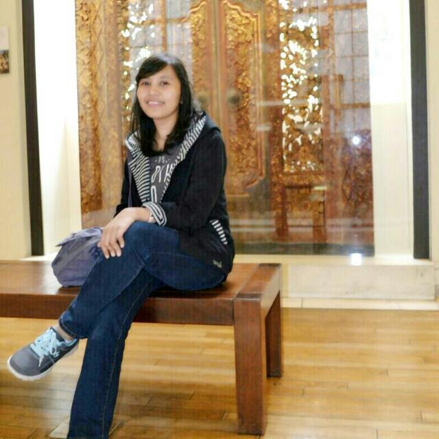 Tessa Hikmah Gahari Staf PPTIK