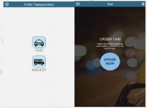 Semut Taxi