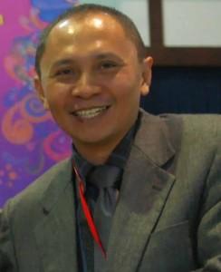Prof. Armein Z.R. Langi, M.Sc.,Ph.D